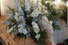 Begräbnis Sarggesteck/Bukett - Funeral coffin/bouquet dekoration #2