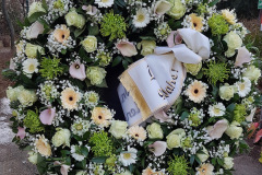 Biedermeier-kranz(wreath) #2