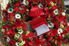 Biedermeier-kranz(wreath) #7