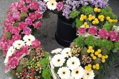 Biedermeier-kranz(wreath) #9