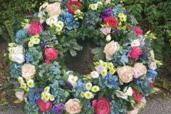 Biedermeier-kranz(wreath) #14
