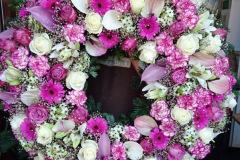 Biedermeier-kranz(wreath) #16