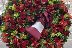 Biedermeier-kranz(wreath) #4