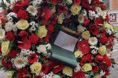 Biedermeier-kranz(wreath) #5