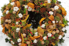 Biedermeier-kranz(wreath) #10