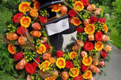 Biedermeier-kranz(wreath) #11