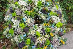 Biedermeier-kranz(wreath) #13