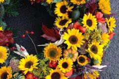 Biedermeier-kranz(wreath) #17