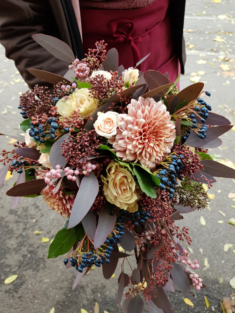 Blumenstrauss-Bouquet #30-1