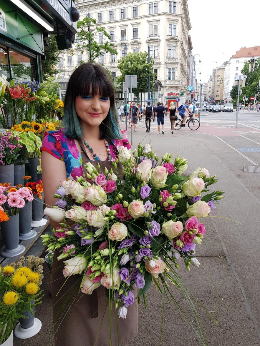 Blumenstrauss-Bouquet #10