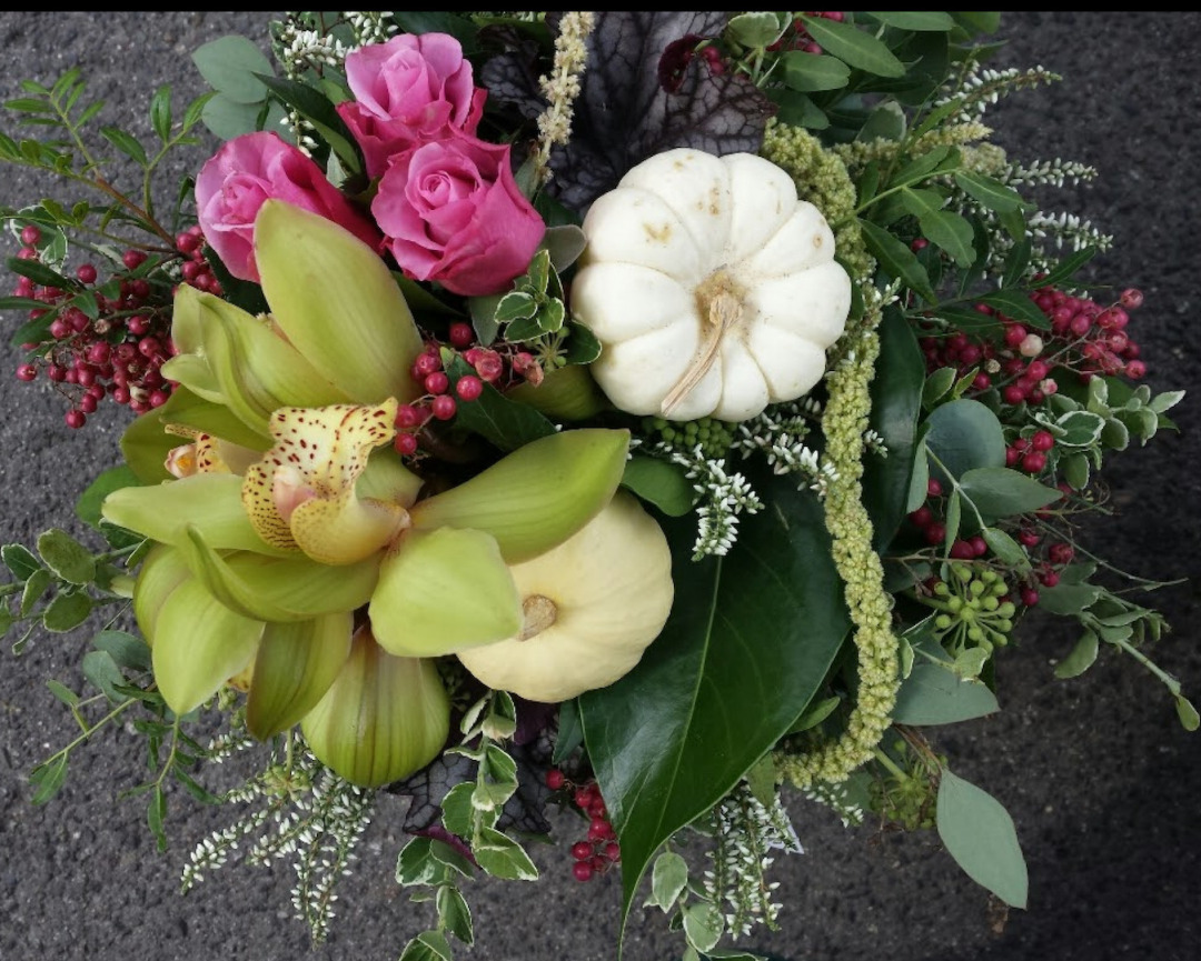Blumenstrauss-Bouquet #12