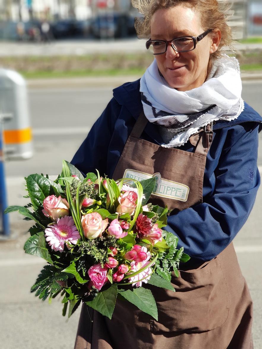 Blumenstrauss-Bouquet #13