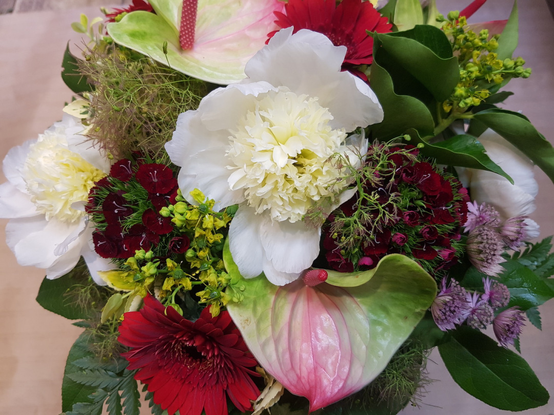 Blumenstrauss-Bouquet #14