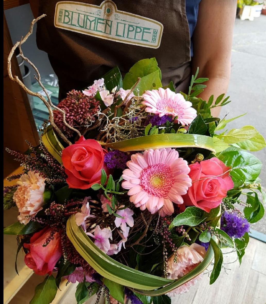 Blumenstrauss-Bouquet #17