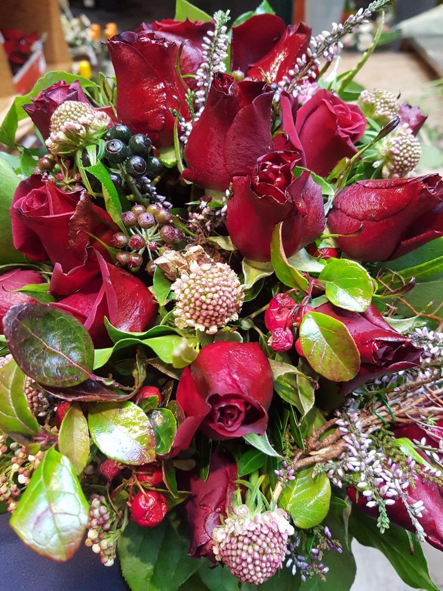 Blumenstrauss-Bouquet #21