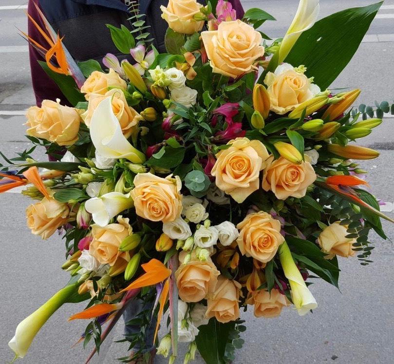 Blumenstrauss-Bouquet #23