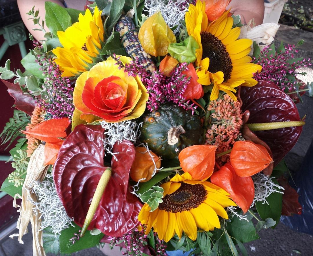 Blumenstrauss-Bouquet #29