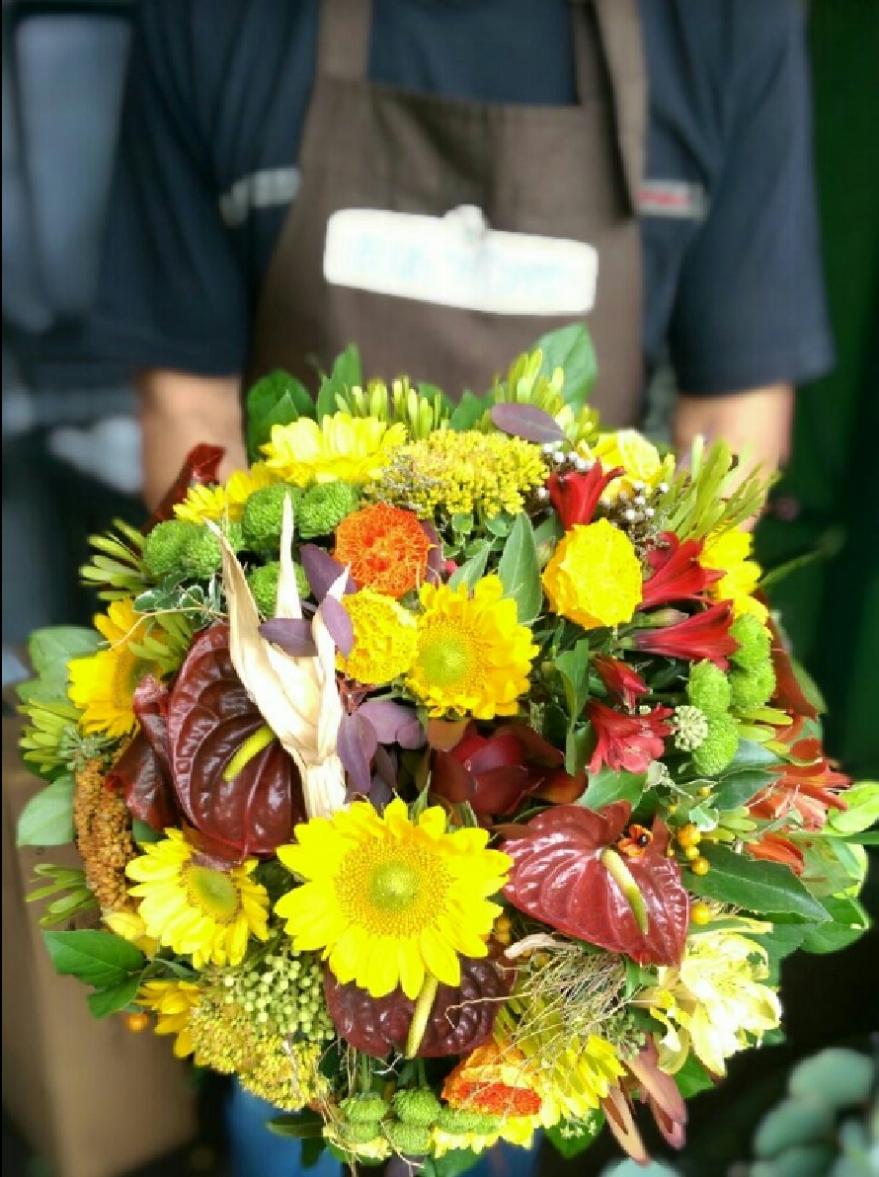 Blumenstrauss-Bouquet #30
