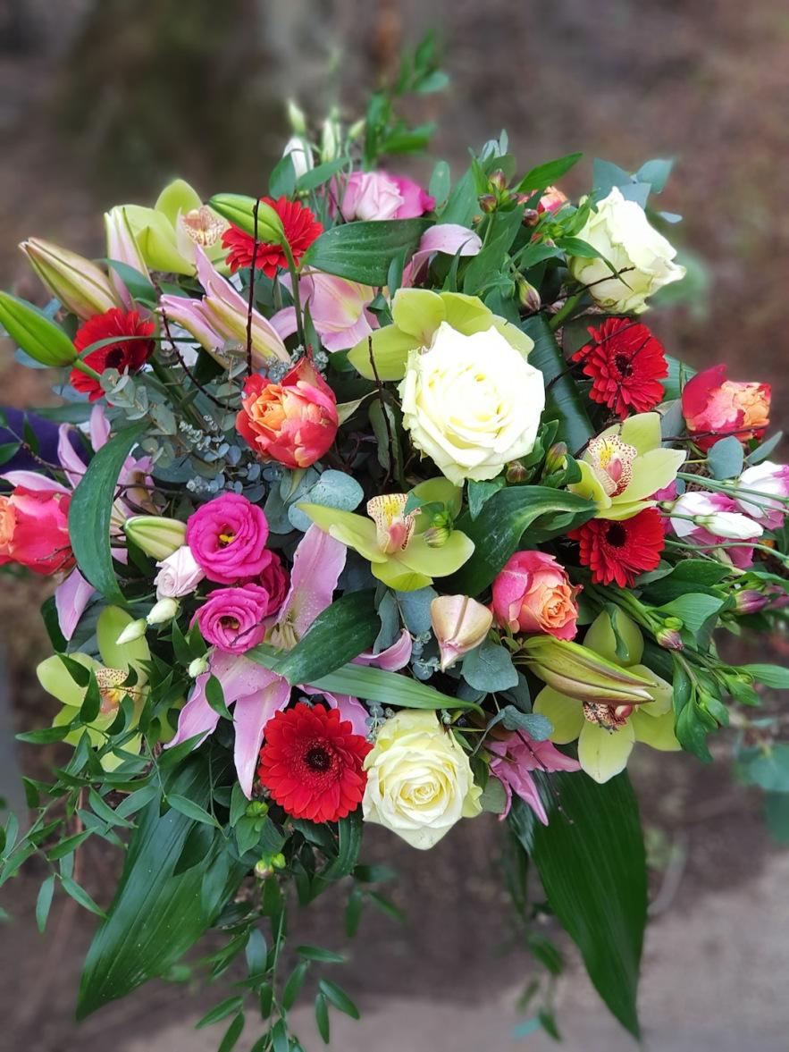 Blumenstrauss-Bouquet #31