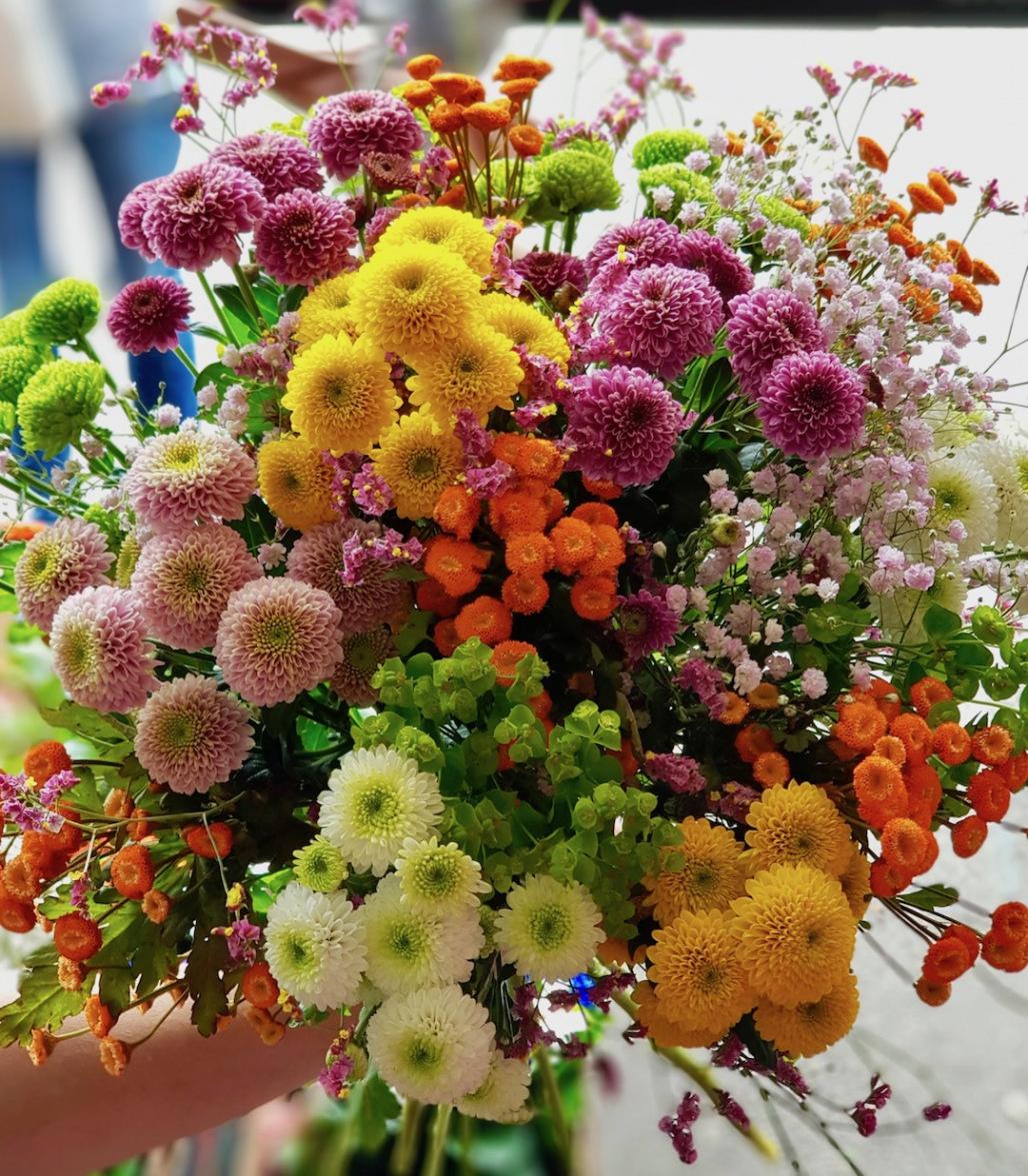 Blumenstrauss-Bouquet #33