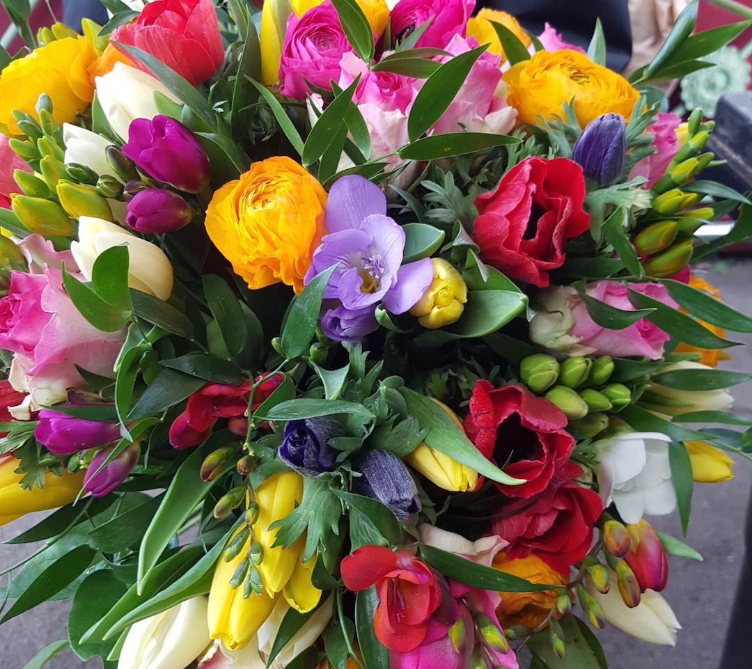 Blumenstrauss-Bouquet #35