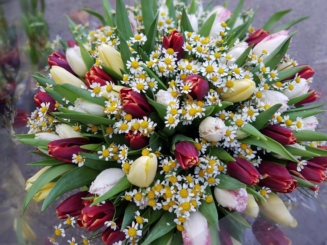 Blumenstrauss-Bouquet #36