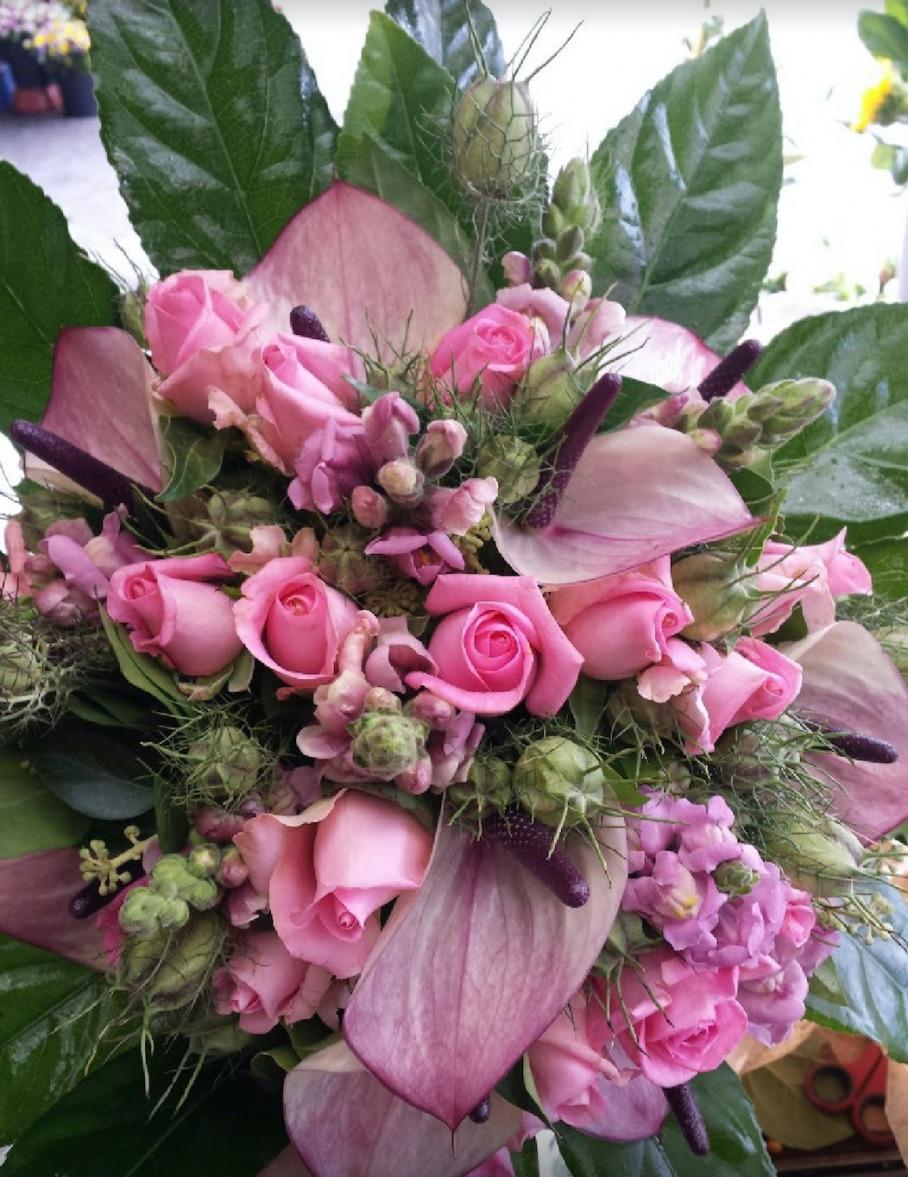 Blumenstrauss-Bouquet #4