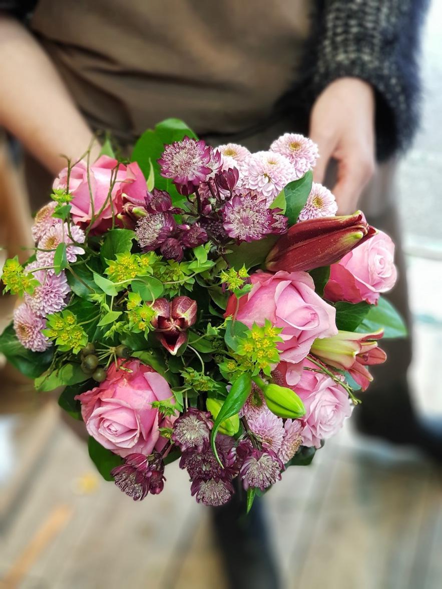Blumenstrauss-Bouquet #7