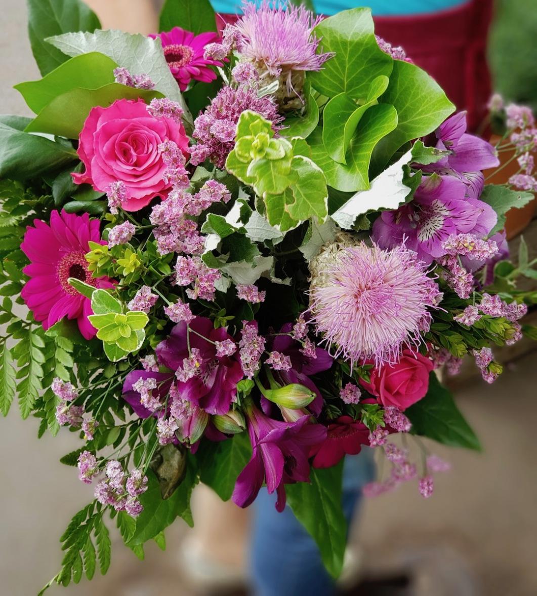 Blumenstrauss-Bouquet #8
