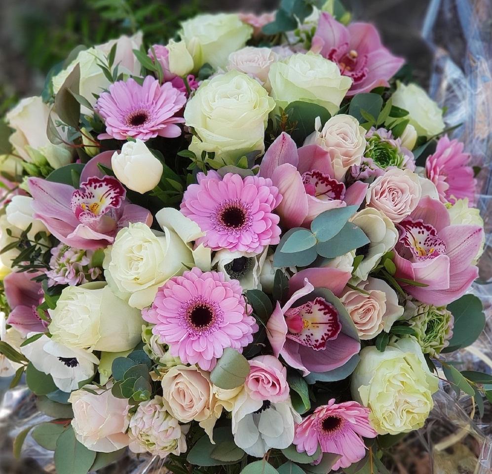 Blumenstrauss-Bouquet #9