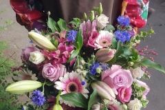 Blumenstrauß #9 -Verfügbarkeit anfragen