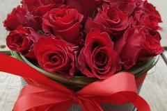 Blumen(Flower)box rund #1 -1 Verfügbarkeit anfragen (request availability)