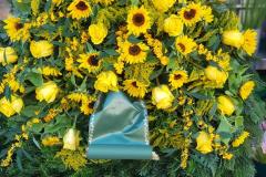 Begräbnis Kopfkränze - Funeral Headwreath #4